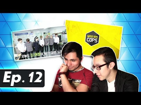 GUYS REACT TO BTS 'Run BTS' Ep. 12