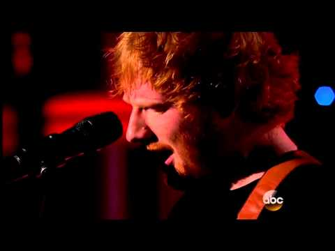 Ed Sheeran - Bloodstream (Live Performence - Billboard Music Awards 2015)
