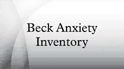 hqdefault - Beck Anxiety And Depression Scales