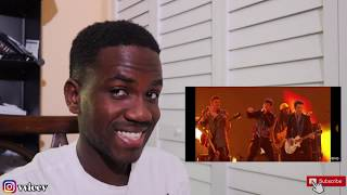 Jealous, Cake By The Ocean, Sucker Medley (Live From The Billboard Music Awards / 2019) Reaction
