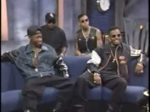 Jodeci interview on Video Soul Pt 1