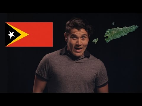 Geography Now! East Timor