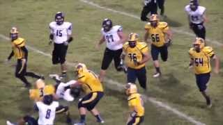 Grant County Football - 2013 Season Highlights