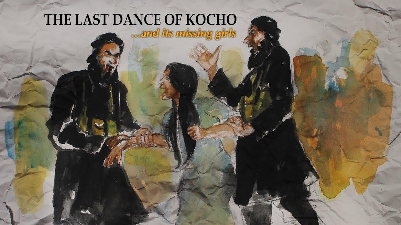 The Last Dance: The kidnapped Yazidi girls of Kocho, Iraq