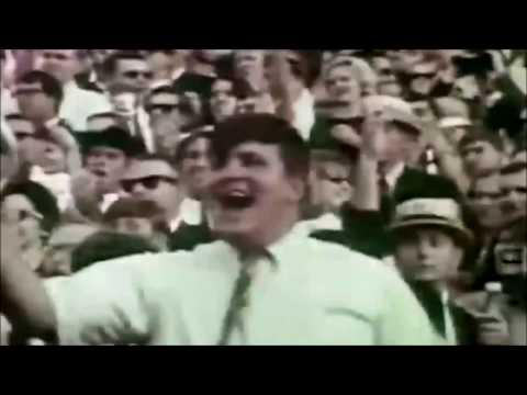 Steve Spurrier Kicks the Field Goal Against Auburn in 1966 to Win the Heisman Trophy