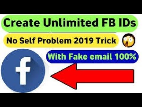 [100% Legal] Create Facebook account without email id or phone number [2019]