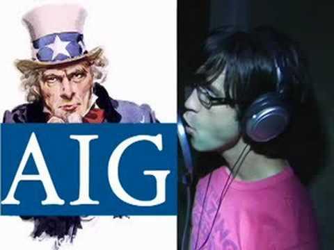 Economy Bailout Song: AIG, Freddie Mac, Lehman Bros