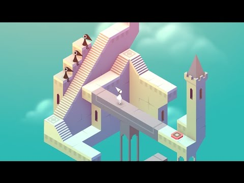 Let's Play - Monument Valley (All Level)