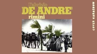 Rimini - Fabrizio De Andrè (cover)
