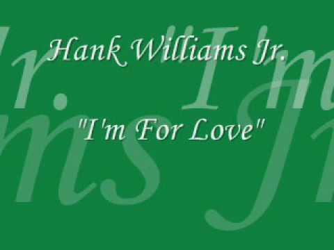 Hank Williams Jr. - I