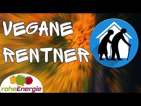 Vegane Rentner - Was kommt auf uns zu?