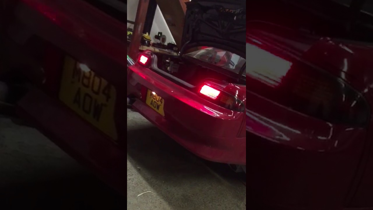 Check Out These Car Shop Glow Nissan Silvia S14a 200sx Youtube