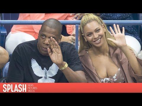 Busty Beyoncé Steals The Show At The US Open | Splash News TV