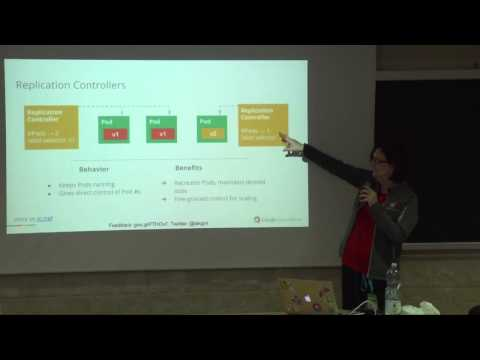 From Docker To Kubernetes: A Developer's Guide To Containers - Mandy Waite - Codemotion Rome 2015