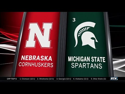 Nebraska at Michigan State - Men