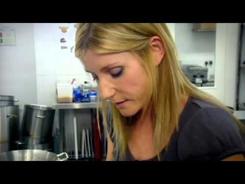 Michelle Collins recipe challenge - Gordon Ramsay
