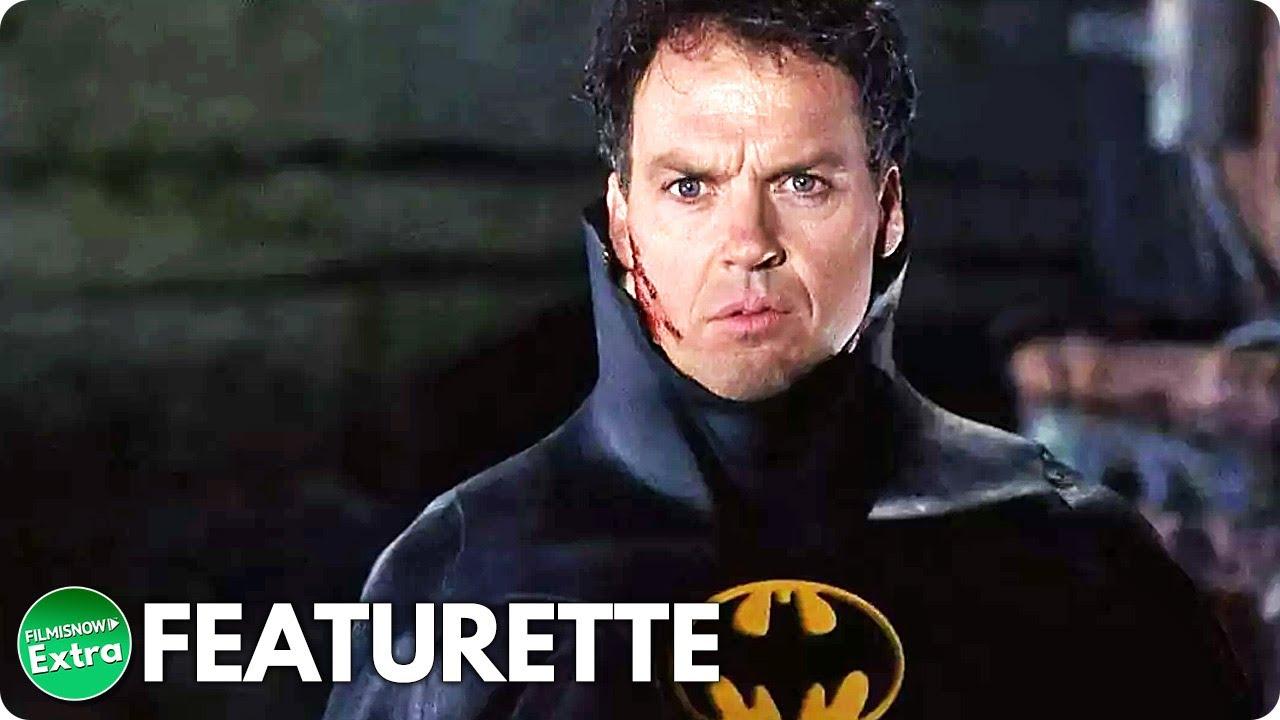 BATMAN (1989) | Casting Michael Keaton Featurette