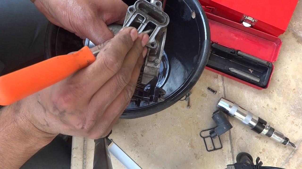 Throttle body repair Idle air control cleaning & repair