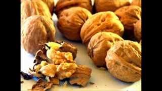 La nuez, el alimento más nutritivo y saludable.