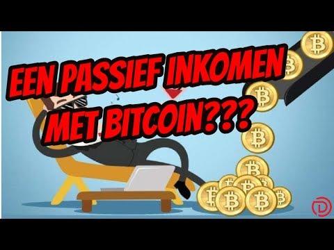 🤔een Passief Inkomen met Bitcoin?? | Doopie Cash | Rente op Bitcoin