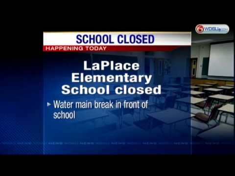 LaPlace Elementary School closed Friday