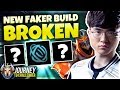 THIS NEW FAKER ZED BUILD IS FREELO!!! - Journey To Challenger | LoL