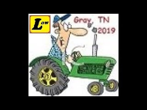 Antique Tractor Show  Gray TN 2019 Tri State Antique Power Association With John Deere