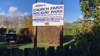 Caravan Site Review - Church Farm Holiday Park, Aldeburgh, Suffolk