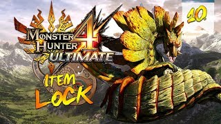 Monster Hunter 4 Ultimate [Itemlock] - 11 - Las serpientes son peligrosas [Español]