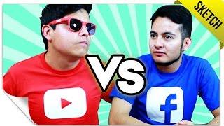 Download Video Redes Sociales 1: Junta (Si Las Redes Sociales Fueran Personas) | SKETCH | QueParió! MP3 3GP MP4