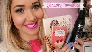 January Favourites 2014 | Away with the Fairies Thumbnail