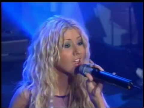 (HQ) Christina Aguilera - At Last Live (Muchmusic Showcase)