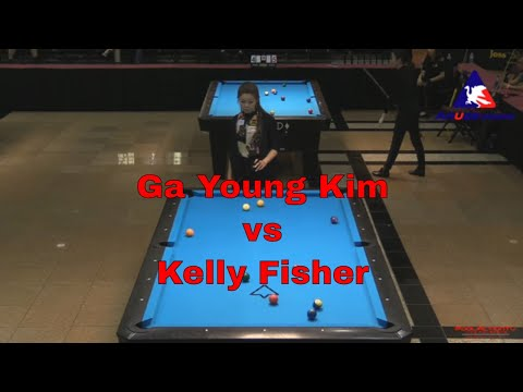 ACD 2018 Ga Young Kim Vs Kelly Fisher