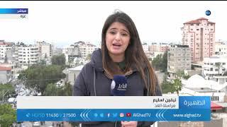 مراسلة الغد: حماس تنشر طائرات
