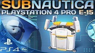 Subnautica PS4 Pro Deutsch Modifizierungsstation Playstation 4 German Deutsch Gameplay #15