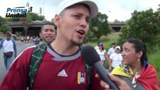 Oeste de Caracas tomó la Francisco Fajardo