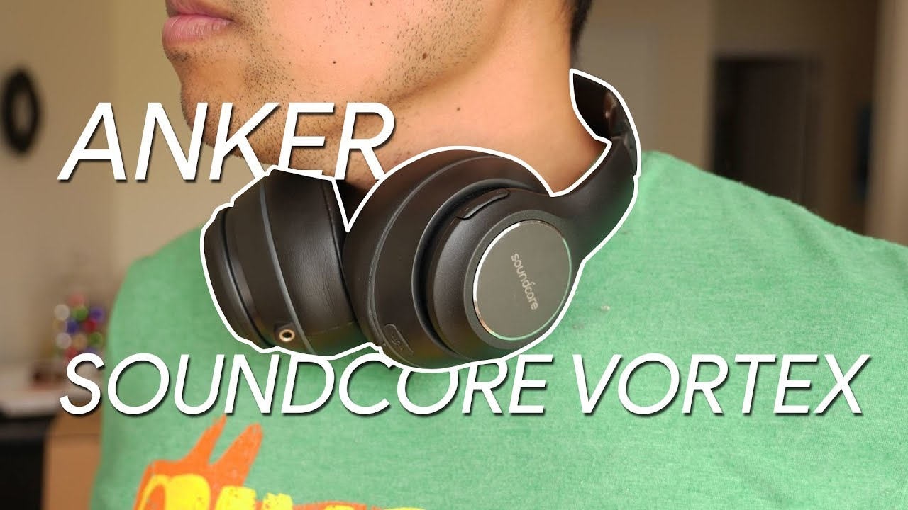32271c43b9b Anker Soundcore Vortex hands-on: $70 bang for the buck - YouTube