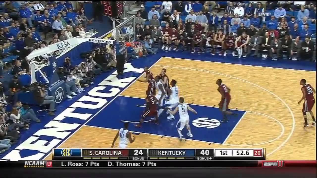 Feb 5 2013 South Carolina Vs Kentucky Men S Basketball Highlights
