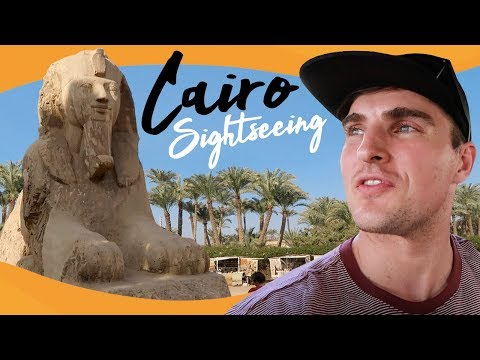 Cairo City Sightseeing | A Day Trip Tour of Egypt's Capital