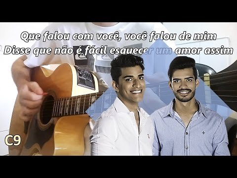 Baixar (Karaokê) Duas da manhã - Maycon & Vinicius -- Violão Instrumental (com letra e cifra)