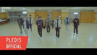 [Choreography Video] Seventeen '붐붐(BOOMBOOM)' Rearview Ver.