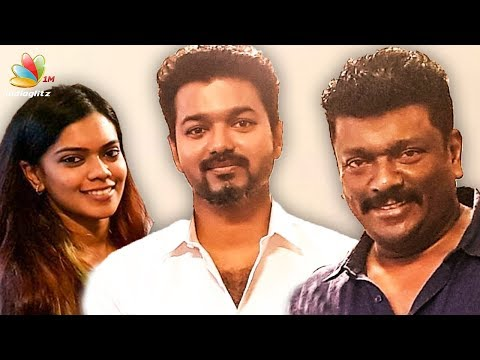 Vijay Surprises Parthiban Family | Keerthana Parthiban Wedding | Latest Tamil Cinema News