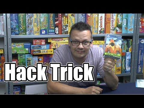 Hack Trick (Mind Fitness Games) - ab 10 Jahre - Spielrunde / gameplay - Teil 2