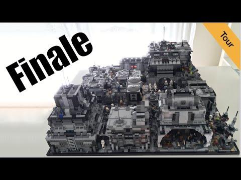 Lego Star Wars: Ring of Kafrene Moc – FINALE | Tour (Alle Details zeigen!) | Brickstory Moc Contest