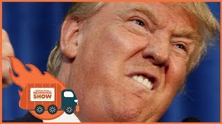 Should Donald Trump's Twitter Account be Deleted? - The Kinda Funny Morning Show 11.03.17