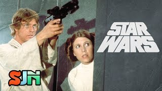Star Wars: It's Called A Death Star! (Retro Trailer Breakdown -  A New Hope 40th Anniversary)