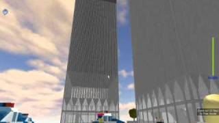 Roblox: Ataques al World Trade Center