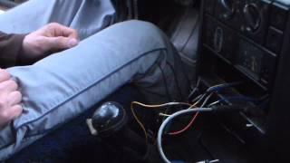 Установка магнитолы ЛАДА 2110 № 30(Показываю как устанавливаю магнитолу в десяточку., 2014-04-25T19:22:52.000Z)