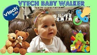 ОБЗОР ДЕТСКОЙ МУЗЫКАЛЬНОЙ  ИГРУШКИ , ХОДУНКИ/ Vtech baby walker review
