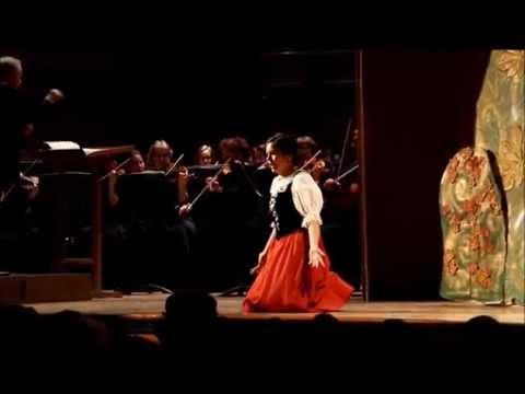 Трек Зарина Абаева (сопрано) Мария Зоркина (арфа) - Моцарт.Ария Барбарины из оперы Свадьба Фигаро в mp3 256kbps